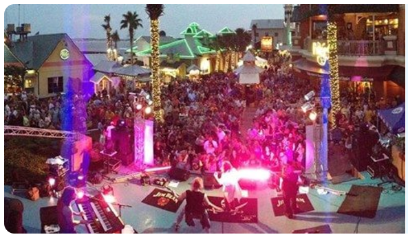 Free Concerts in Destin Florida Area