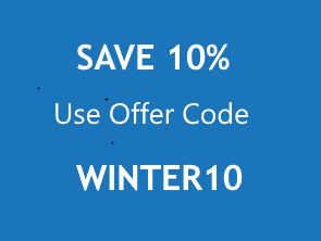 Book with offer code WINTER10 to save an additional 10%.
