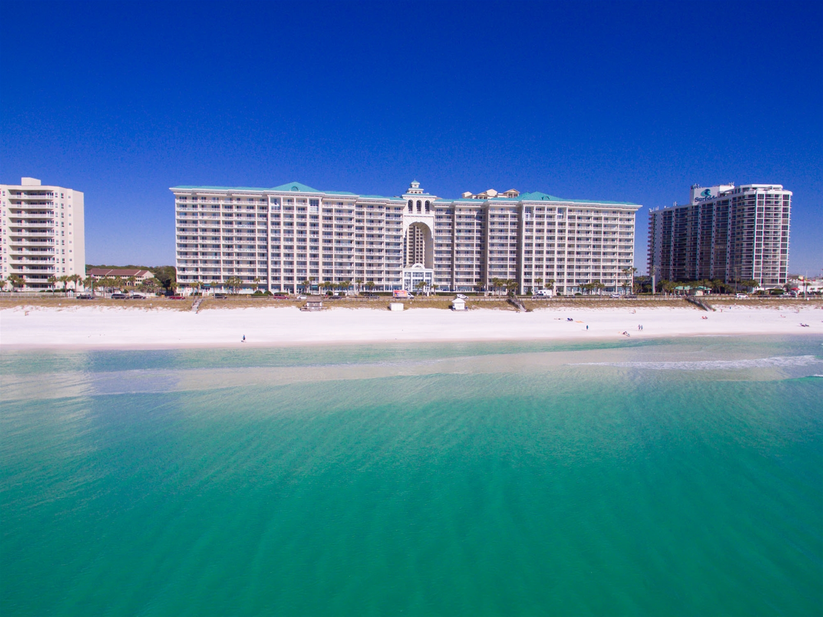 Majestic Sun Resort in Miramar Beach, FL near Destin